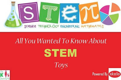 A Step By Step Guide – What Are STEM Toys For Young Kids & STEM Toy Recommendations