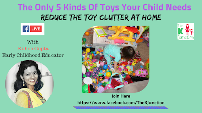 The Only 5 Kinds Of Toys Your Child Needs – Reduce Toy Clutter At Home (VLOG)