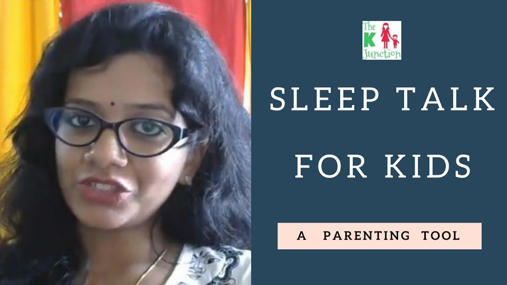 Sleep Talk For Children's Self Esteem & Other Issues – A Powerful Parenting Tool
