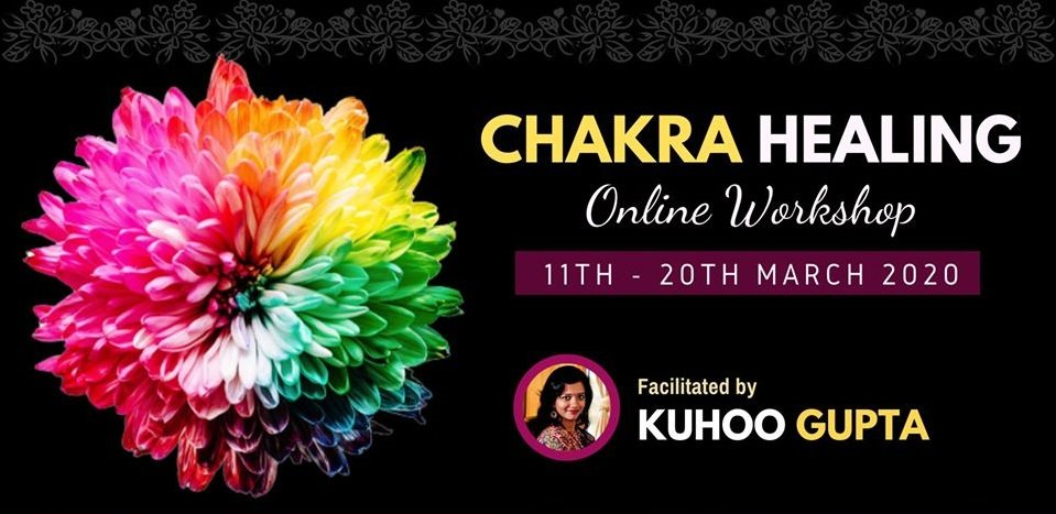 Chakra Healing – 10 Days Online Workshop